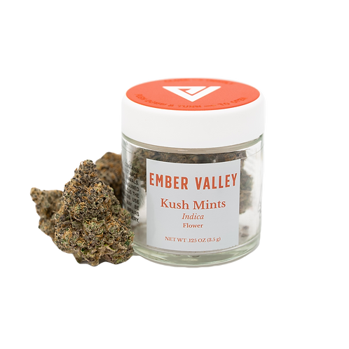 Ember Valley - Kush Mints (I) - (1/8 Ounce)