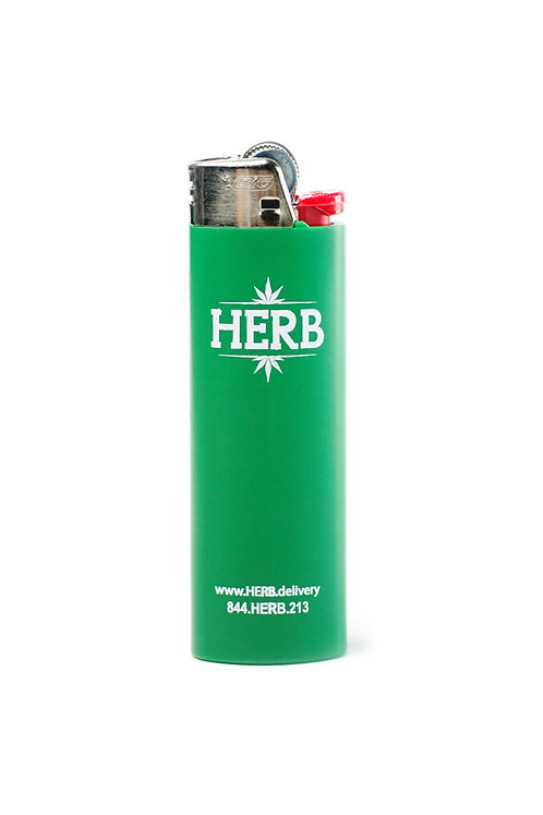 HERB Bic Lighter