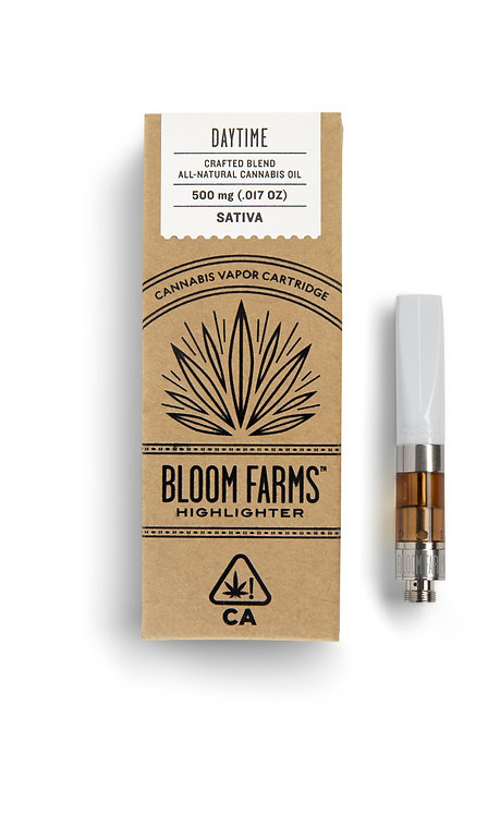 Bloom Farms - Highlighter Cartridge - Sativa (1/2 Gram)