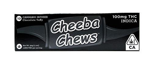 Cheeba Chews - Indica (100mg THC)