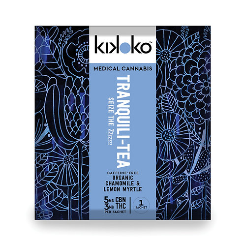 Kikoko - Tranquili-tea (Approx. 3mg THC + 5mg CBN)