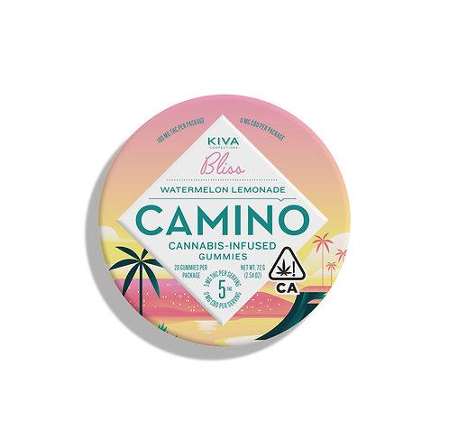 Camino - Watermelon Lemonade Gummies (100mg THC)