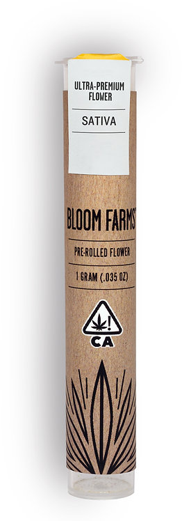 Bloom Farms - Sativa Blend Pre-Roll (1 Gram)