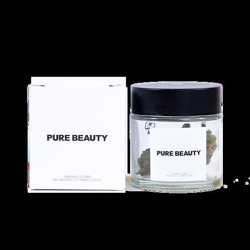 Pure Beauty - Terry T (20:1 High CBD) - 1/8 Ounce