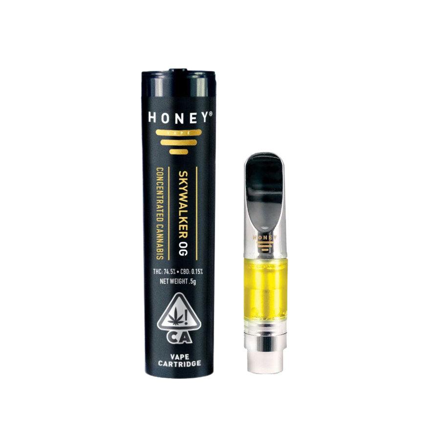 Honey Vape - Skywalker OG ( I ) Cartridge (1/2 Gram)