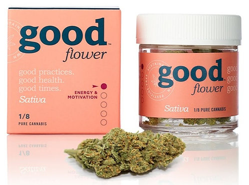 Good Flower - Peach Ozz (S) 1/8 Ounce