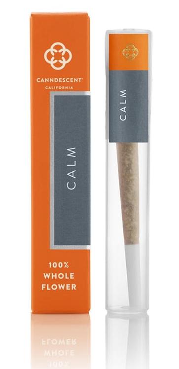 Calm - Canndescent Pre-Roll (1 Gram)