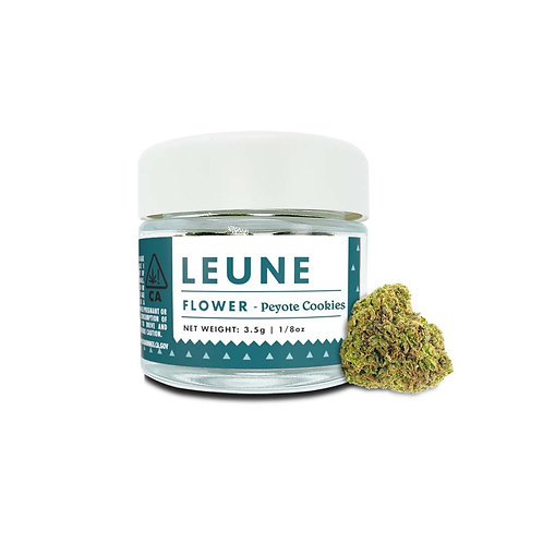 LEUNE - Cloud Berry - Peyote Cookies (IH) 1/8 Ounce