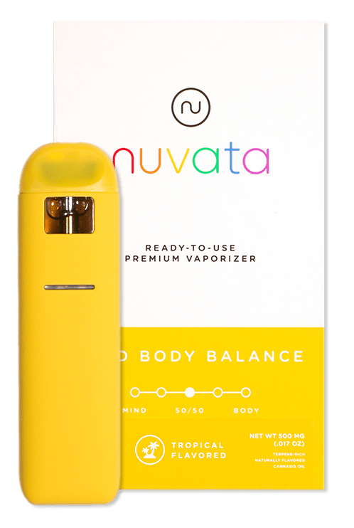 Nuvata - Mind Body Balance - Tropical (1/2 Gram)