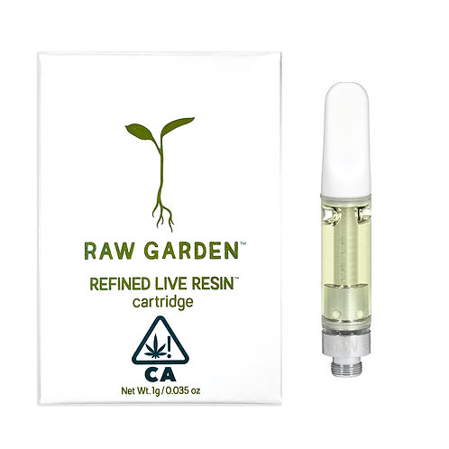 Raw Garden - Island Breeze (SH) Refined Live Resin Cartridge (1 Gram)