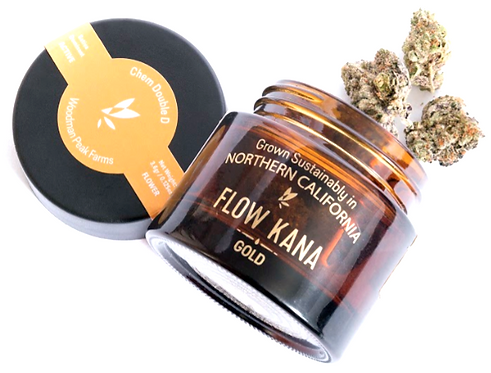 Flow Kana - Sour Diesel (S) - (1/8 Ounce)
