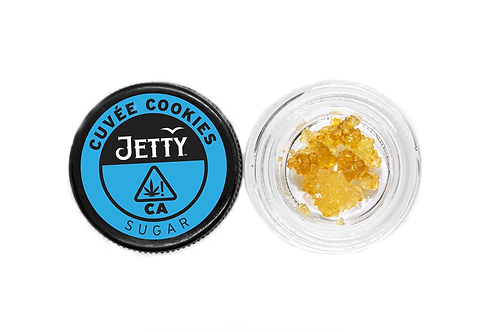 Jetty Extracts - Cuvee Cookies (I) - Sugar (1 Gram)