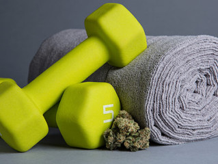 Weed & Exercise