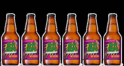 ABX Lagunitas - Hi-Fi Hops - Reverb - 6 Pack (6 Bottles x 10mg THC)