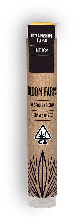 Bloom Farms - Indica Blend Ultra-Premium Pre-Roll (1 Gram)