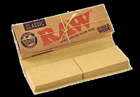 RAW - Classic 1¼ + Tips