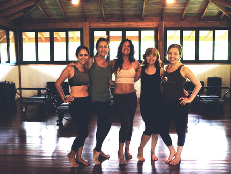 Pure Pilates Retreat, Nosara Costa Rica
