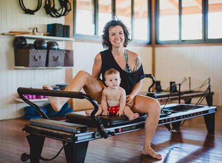 Pilates Postnatal