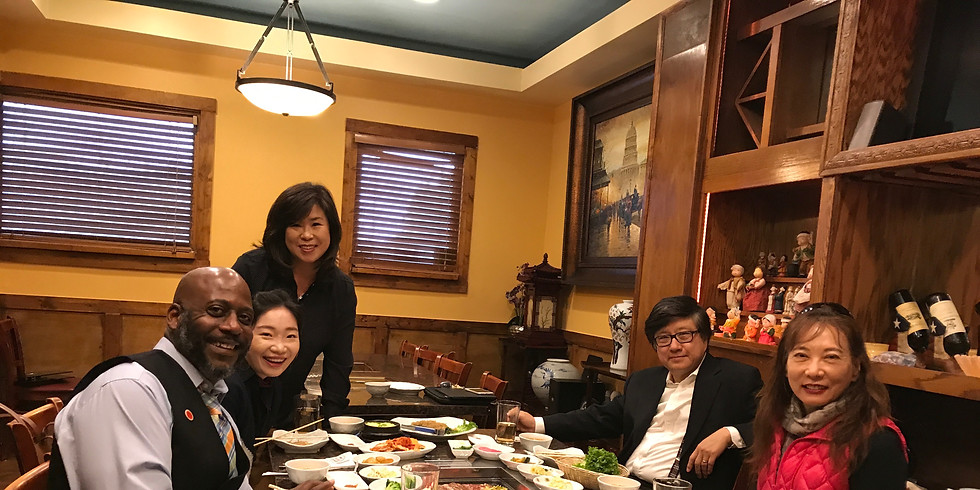 Feb. 2019 Regular Meeting @Chosun Galbi