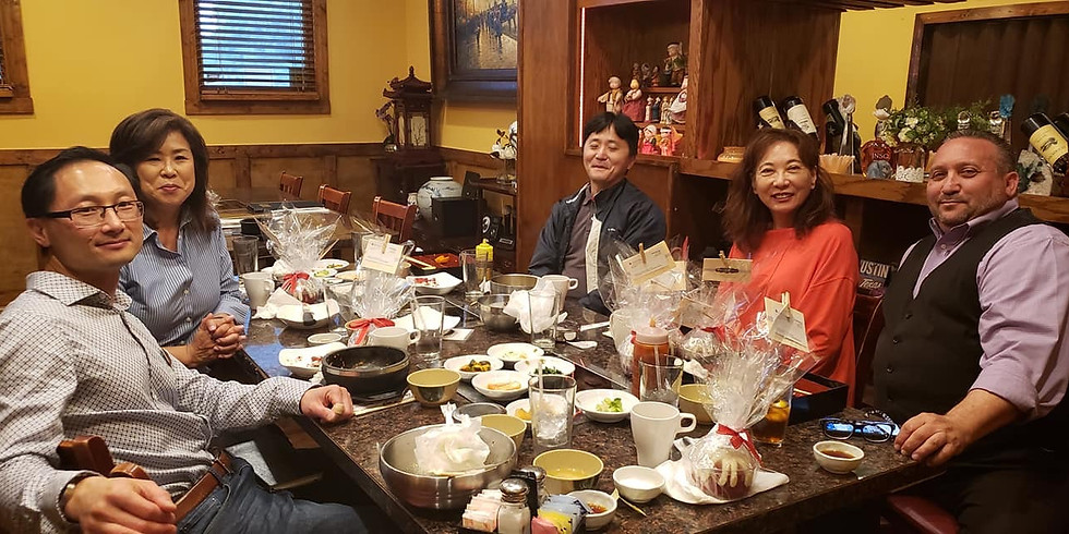 April 2019 Event , 04/18 @ Chosun Galbi
