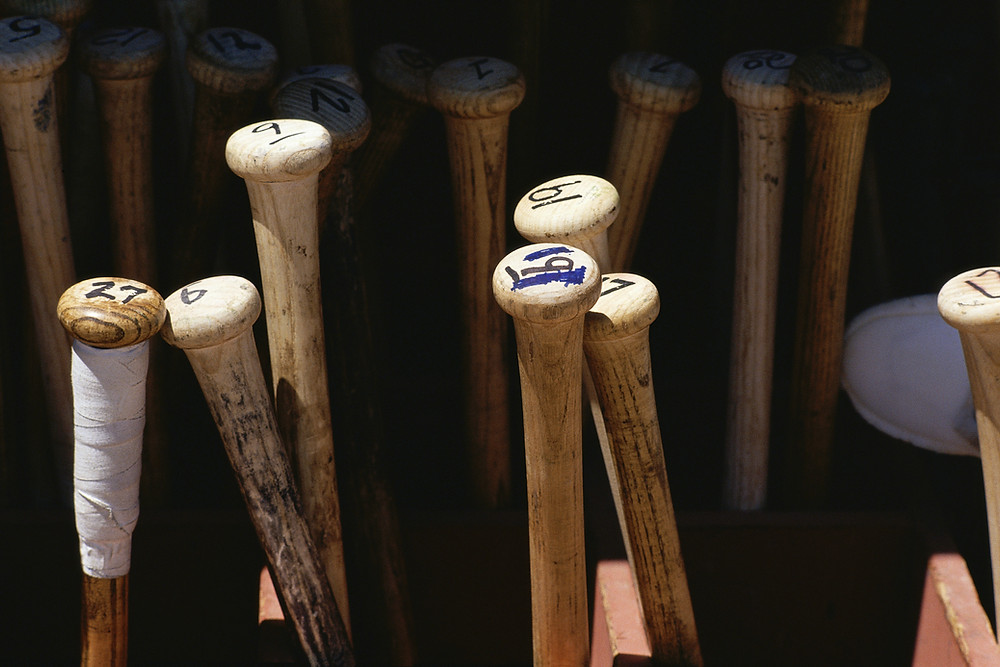 Space Coast Stadium Bats