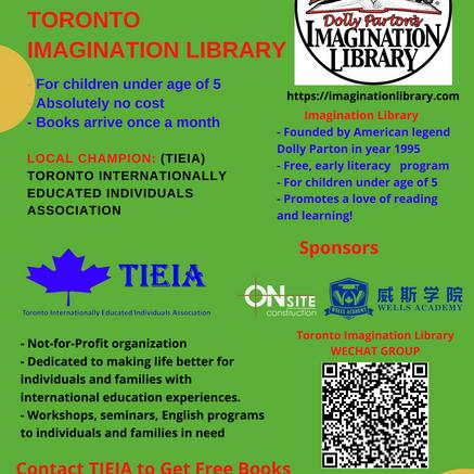 Toronto Imagination Library