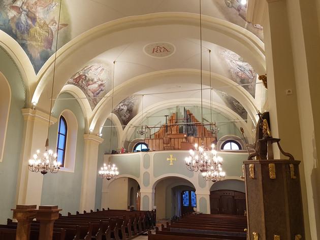 Kirche Dürnbach