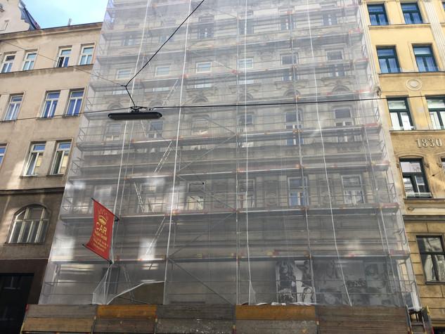Liechtensteinstraße/Salzergasse