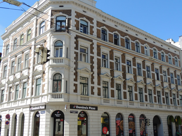 Wien 15., Sechshauserstraße