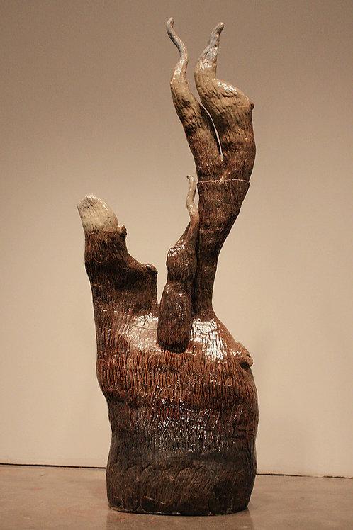 Cypress Root Sculpture #1