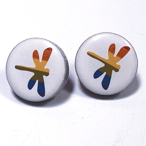 DRAGON FLY PRIDE MAGNETS