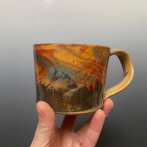 Stratascape Decal Mug