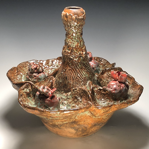 Whistling Water Vessel
