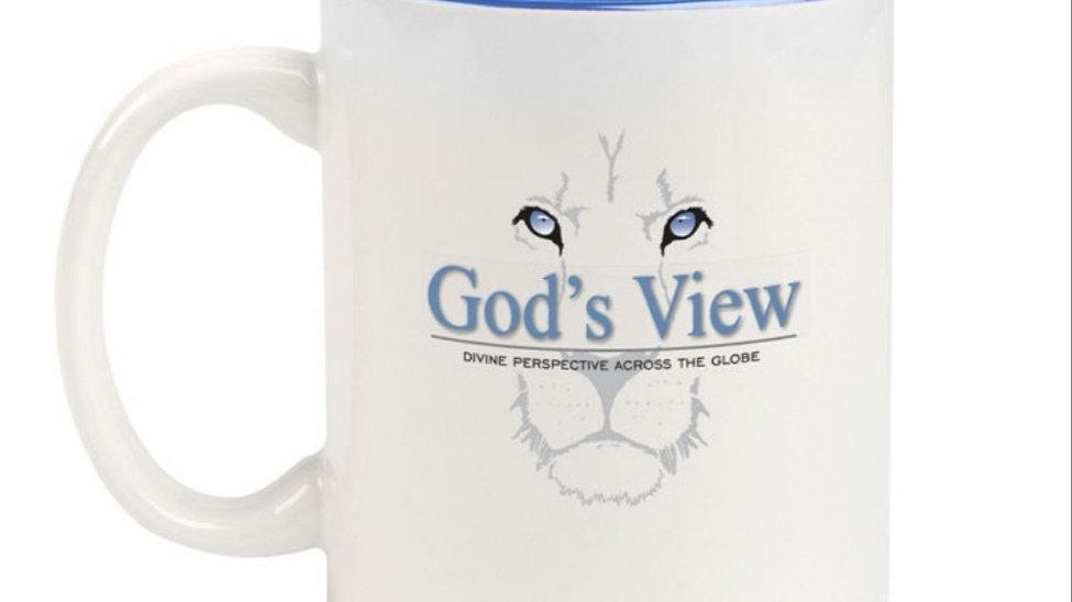 Gods View official mug