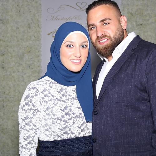 Mustafa & Nadine