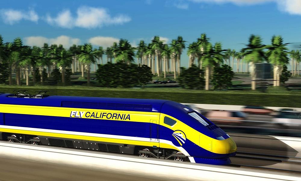 Projeto de trem-bala da Califórnia