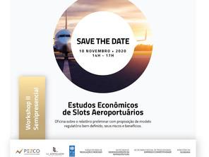 LL Advogados e Pezco Economics realizam workshop sobre Estudos Econômicos de Slots Aeroportuários
