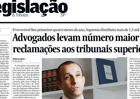 Valor Econômico publica entrevista com sócio de LL Advogados