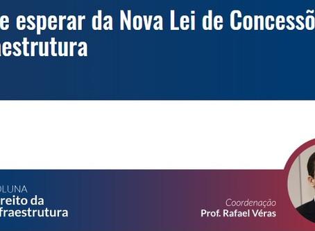 Sócio de LL Advogados inaugura coluna Direito da Infraestrutura na Editora Fórum