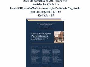 Sócio de LL Advogados ganha prêmio como professor e lança livro