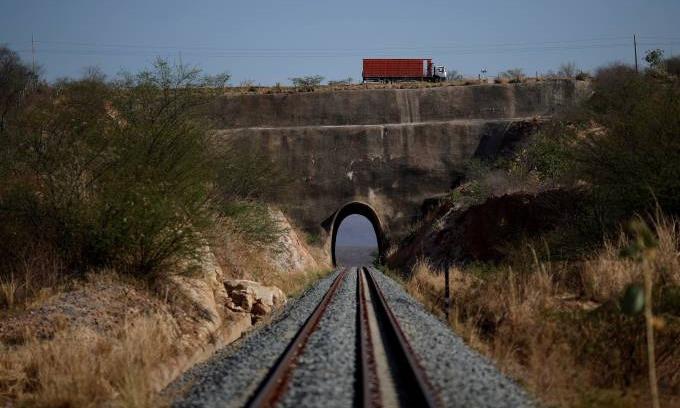 O investimento em ferrovias ainda patina no país