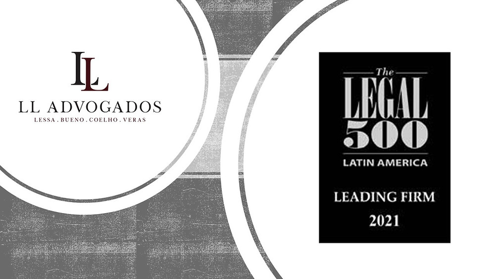 Selo The Legal 500 Latin America Leading Firm 2021