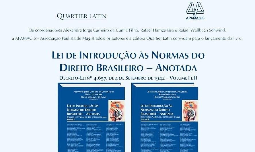 LL ADVOGADOS- Lei de Introdução às Normas do Direito Brasileiro Anotada
