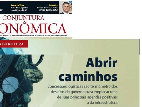 Sócio de LL Advogados é entrevistado pela revista Conjuntura Econômica, da FGV