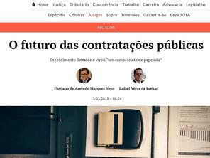 JOTA publica artigo de sócio de LL Advogados