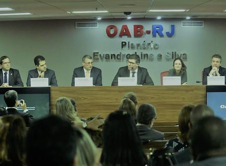 Presidida por sócio de LL Advogados, CDA da OAB-RJ debate o TCE e o Controle Externo na Atualidade