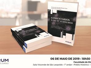 Sócio de LL Advogados e Diretor da Faculdade de Direito da USP lançam livro