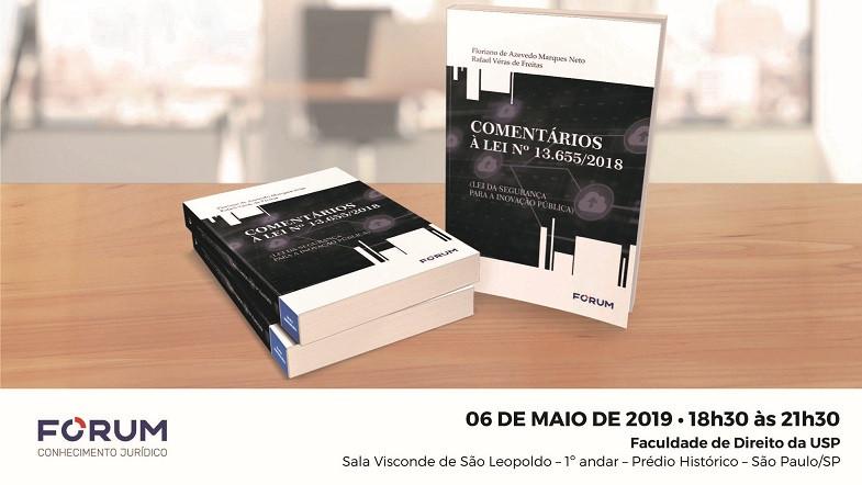COMENTÁRIOS À NOVA LINDB, POR RAFAEL VÉRAS E O DIRETOR DA FACULDADE DE DIREITO DA USP