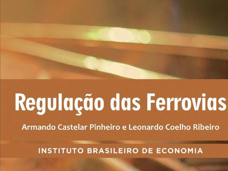 """Sócio de LL Advogados lança """"Regulação das Ferrovias"""""""