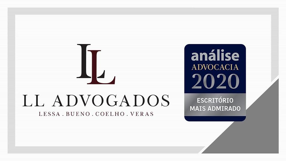 LL Advogados entre os mais admirados no Análise 500 2020